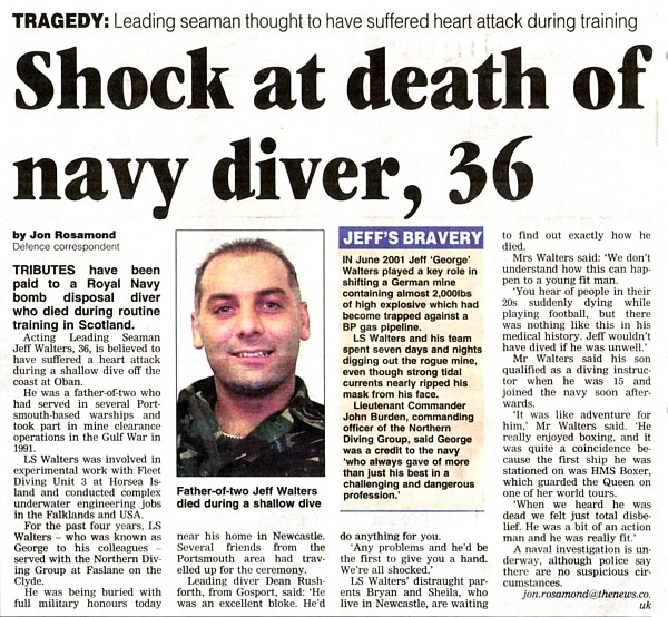 muster chaker of seaman