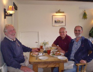 Barlow, Holloway and Hoole Our 'Not Quite the Last of the Summer Wine' Trio