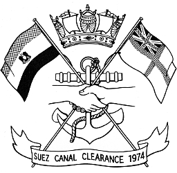 mcdoa news archive 54 Suez Cananl operation rheostat one the 1974 clearance of the suez canal following the yom kippur war of october 1973 was one of the most significant events in royal